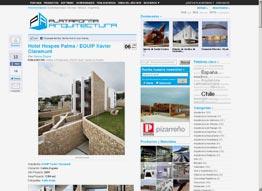 Hotel Hospes Plama, EQUIP Xavier Claramunt, Arquitectura Plataforma