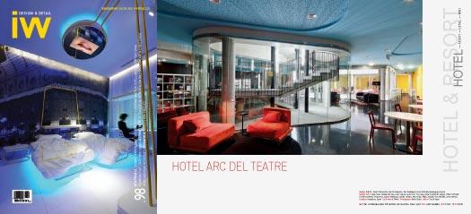 Hotel. Acta, Mimic, Barcelona, Xavier Claramunt, EQUIP