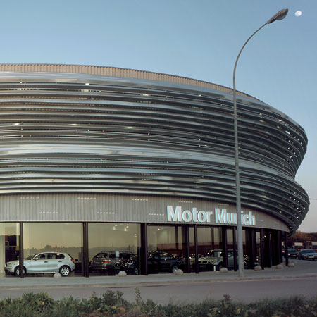 BMW MOTOR MUNICH